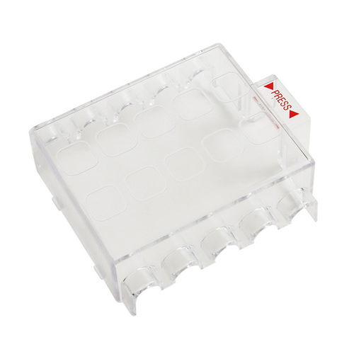 DUST PROOF FUSE BLOCK COVER FOR PART BLC-110-G