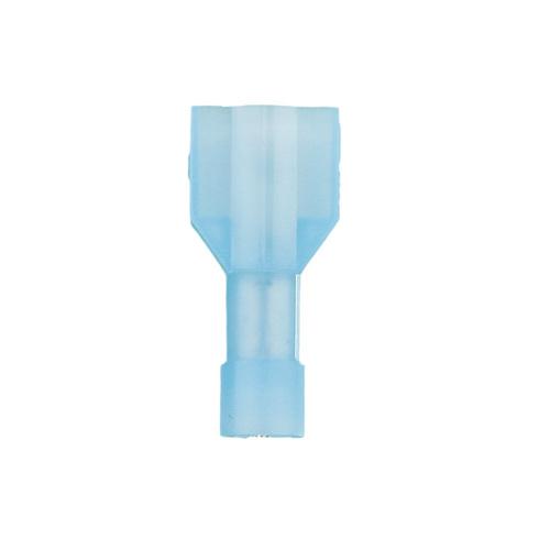 Blue Nylon Male Quick Disconnect 16-14 Gauge .187