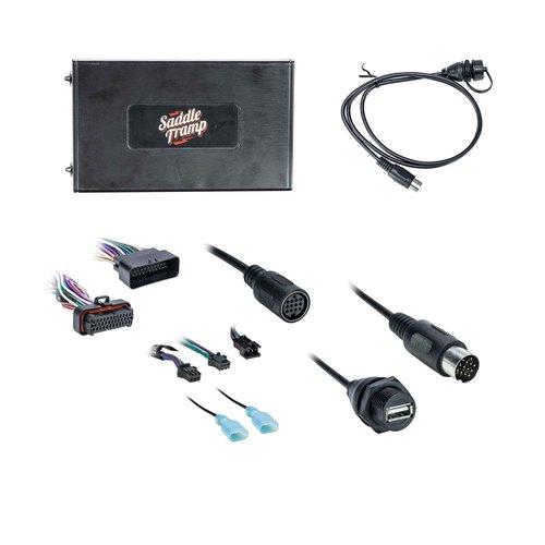 Radio Bluetooth Kit - Harley-Davidson 2006-2013