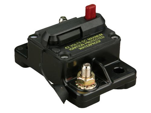 Circuit Breaker Manual Reset 135 AMP - Each