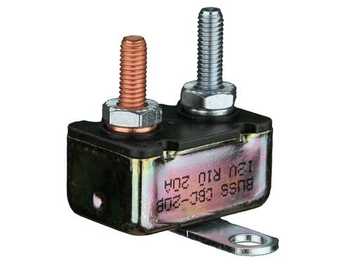 Circuit Breaker Automatic Reset 50 AMP - Each