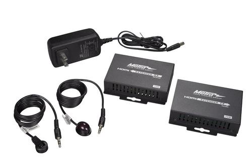 HDMI® Extender Over Single CAT5E/6 W/POE 70M