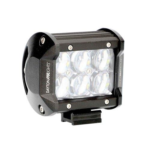 Dual Row Cube Lights - 5D Spot, 6 LED