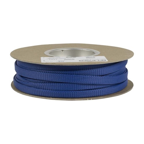 1/2in Expandable Sleeving Blue - 100ft