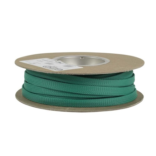 1/2in Expandable Sleeving Green - 100ft