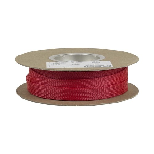 1in Expandable Sleeving Red - 65ft