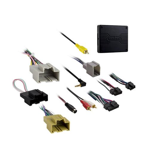 metra line output converter instructions