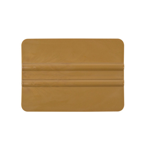 4IN 3M GOLD SQUEEGEE - Each