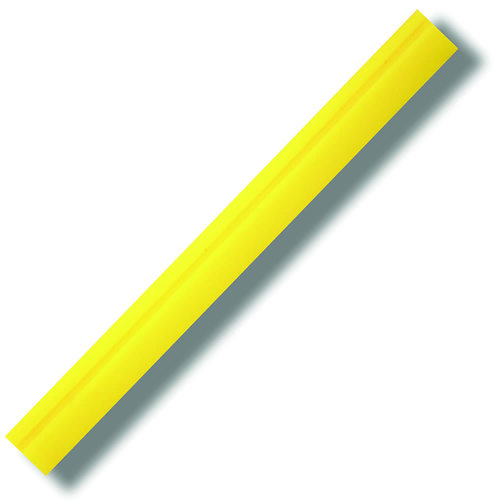 18 1/2 Inch Yellow Turbo Squeegee Replacement Blade - Each