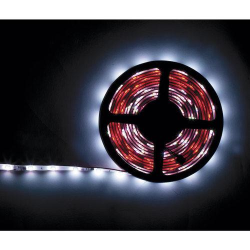 5050 RGB LED Light Strips - 5 Meter, 132 Function RGB, Retail