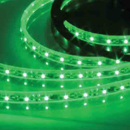 5050 Green Light Strip - IP65 Rated, 1 Meter, 60 LED, Retail