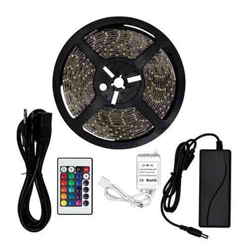 RGB 5050 LED Strip Kit - 5 Meter