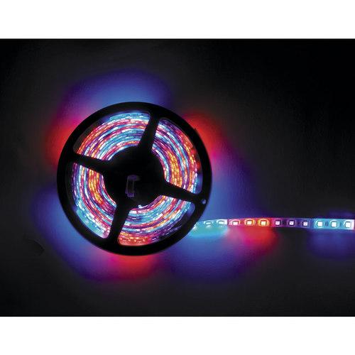 7 Color RGB LED Strip - 5 Meter, Bulk