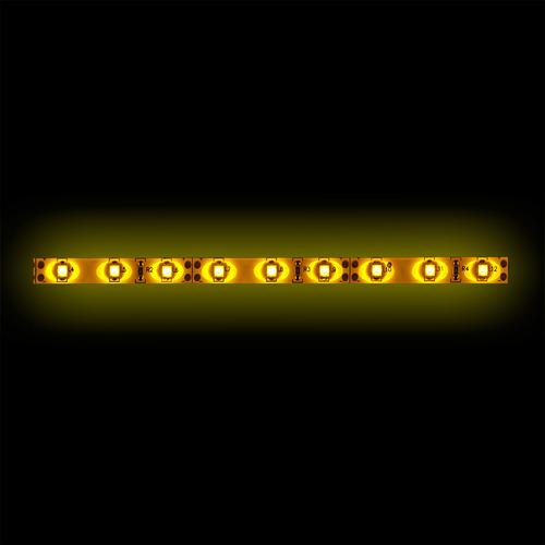3528 Amber Light Strip - 5 Meter, 60 LED, Bulk