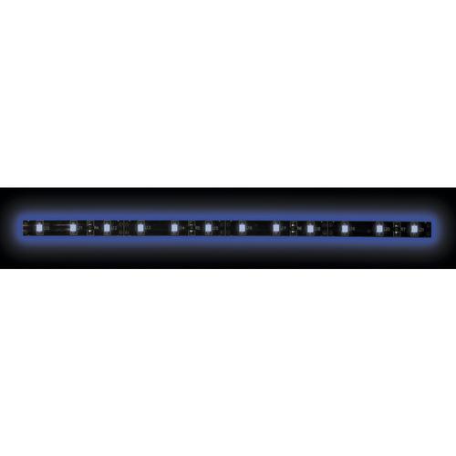 3528 Blue/Black Light Strip with Black Base - 3 Meter, 60 LED, Bulk