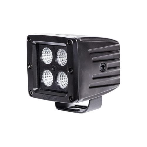 Cube Blackout Flood Light - 3 Inch, 4 LED