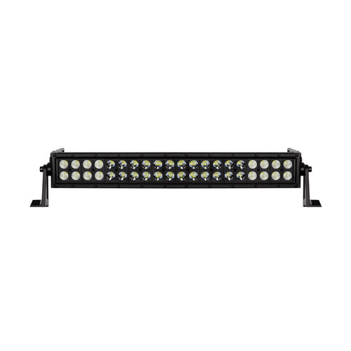 Dual Row Blackout Lightbar - 22 Inch, 40 LED