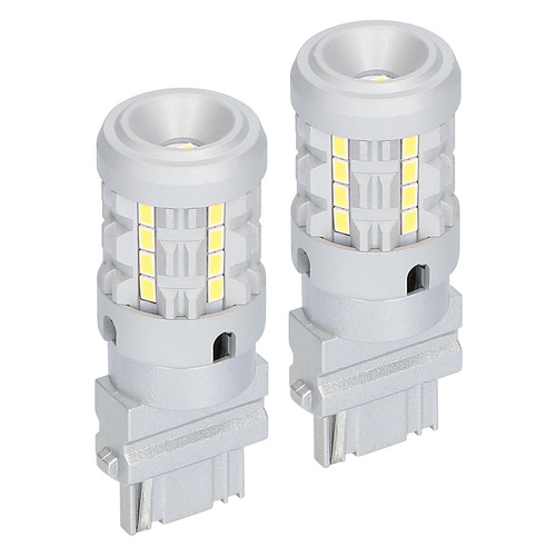 3156 White Bulbs with Integrated Internal CANBUS System - 2-Pack