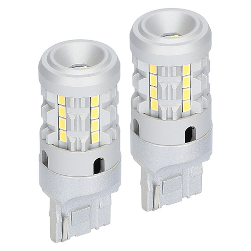 7440 White Bulbs with Integrated Internal CANBUS System - 2-Pack