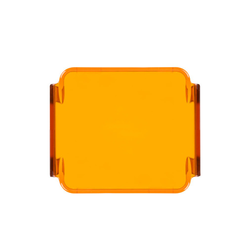 Amber Protective Lens Cover for Cube Lights