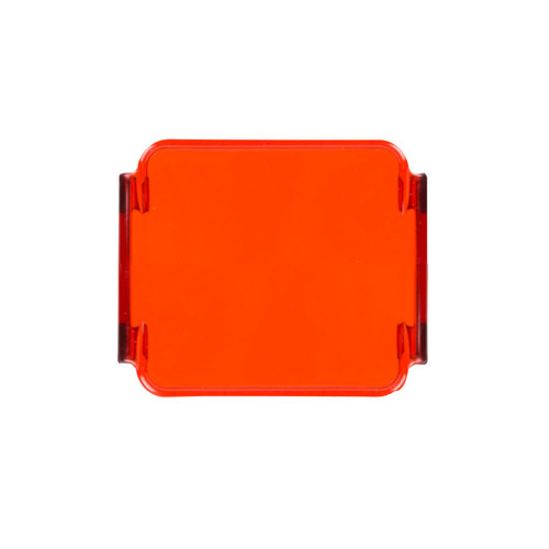 Red Protective Lens Cover for Cube Lights
