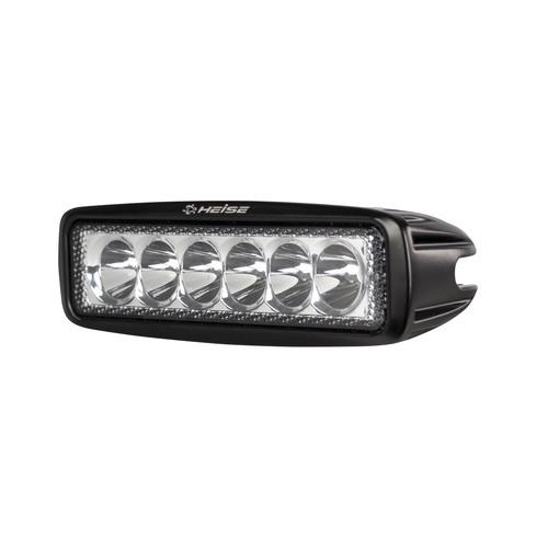 Single Row Driving Light - 6 LED