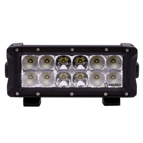 Dual Row DRL Lightbar - 8 Inch, 12 LED