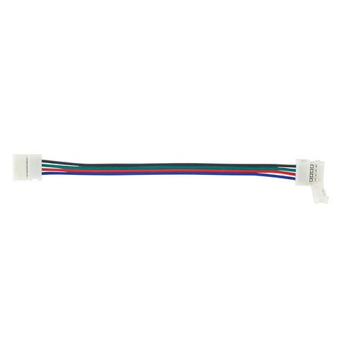 Extension Connector for 5MRGB-1 LED Lights - 6 Inch, 10-Pack