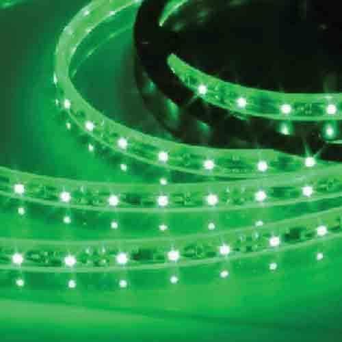 5050 Green Light Strip - 1 Meter, 60 LED, Bulk
