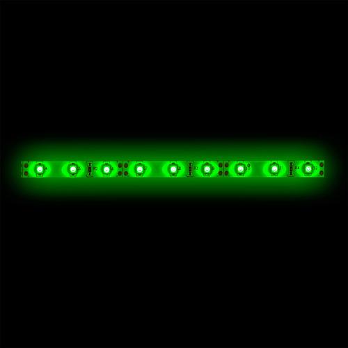 3528 Green Light Strip - 5 Meter, 60 LED, Bulk