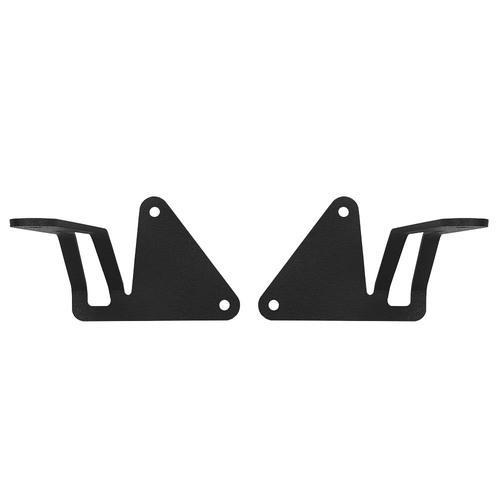 Hidden Brackets for 30 Inch Straight Lightbar - Chevrolet