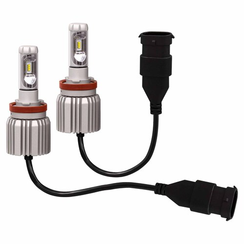 H11 LED Kit - Single Beam, Pair