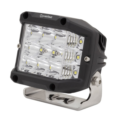 High Output Cube Light - 4 Inch, 15 LED