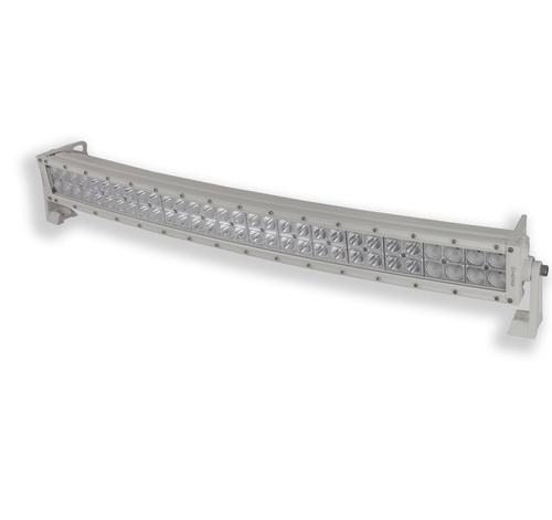 Curved Dual Row Marine LED Lightbar - 30 Inch