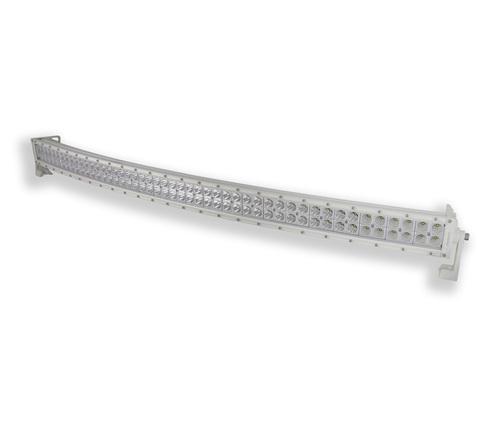 Curved Dual Row Marine LED Lightbar - 42 Inch