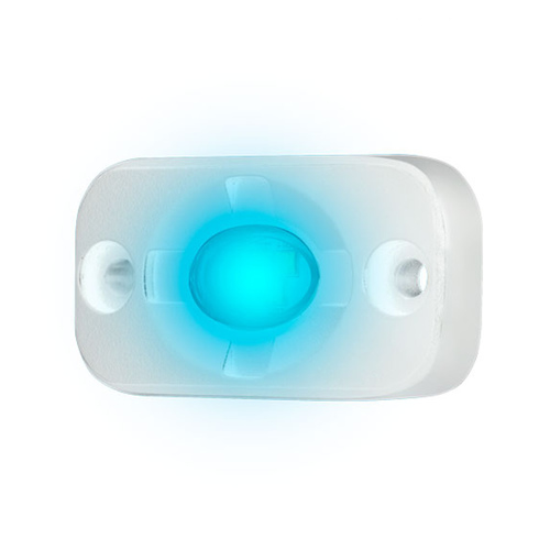 Blue Marine Auxiliary Lighting Pod - 1.5 Inch x 3 Inch