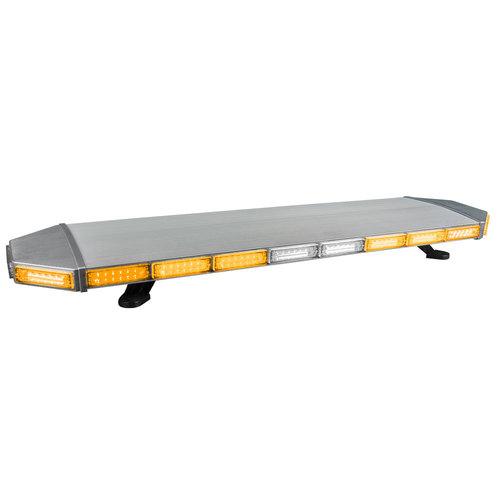 Amber Exterior Slim Lightbar - 47.25 Inch, 132 LED