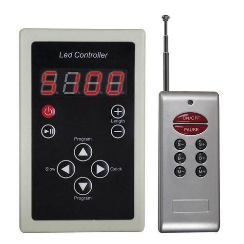 RF Control Unit for 132 Function RGB LED Strip HE-5MRGB-3 - Bulk