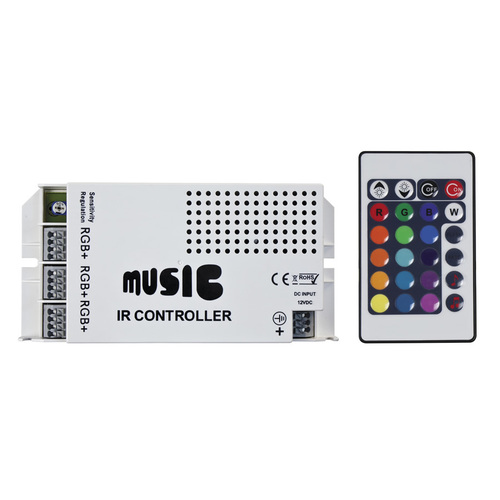 Sound Activated Controller for HE-5MRGB-1