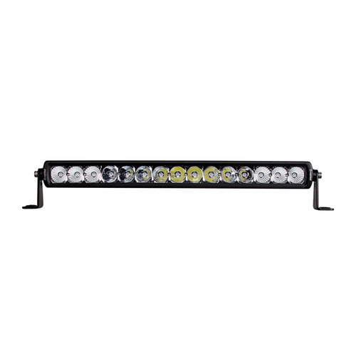 Single Row Slimline Lightbar - 20.25 Inch, 15 LED