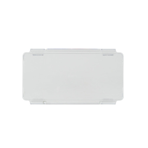Clear Protective Lens Cover for Straight Light Bars - 6 Inch