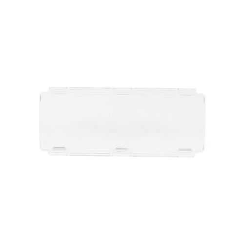 Clear Protective Lens Cover for Straight Light Bars - 8 Inch