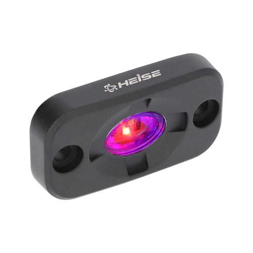 Single RGB Rock Light - 1.5x3 Inch, 3 LED