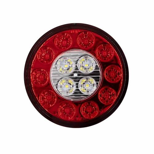 Round Lights - 4 Inch, 10 LED