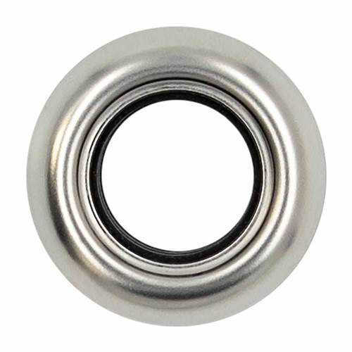 Stainless Flange for Round Trailer Lights - .75 Inch, 10-Pack