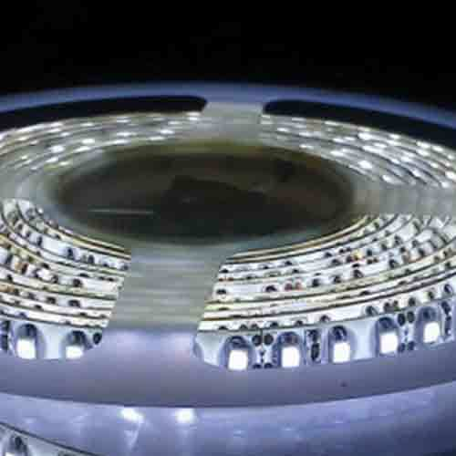 3528 White Light Strip - 3 Meter, 60 LED, Bulk