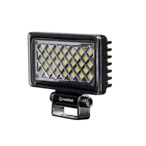 Rectangle LED Work Light - 3.75x2 Inch, 33 LED