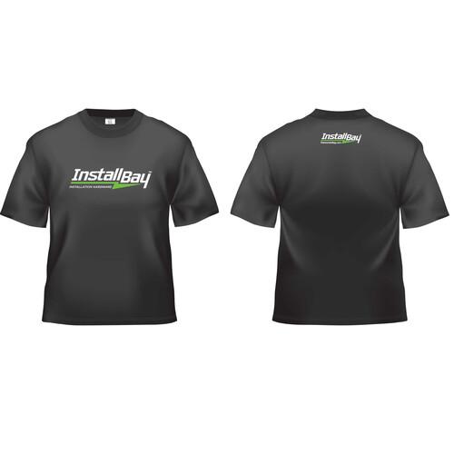 Install Bay T-Shirt X-Large