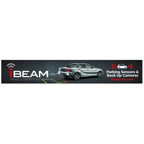 iBEAM Slat Wall Header