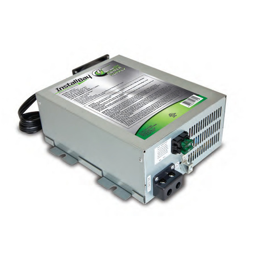 75A POWER SUPPLY 4 STAGE SMART CHARGER